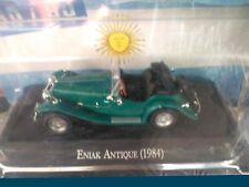 ENIAK ANTIQUE (1984) 80/90 #33 Unforgettable Cars 1:43 Diecast SALVAT ARGENTINA