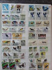 Birds stamps