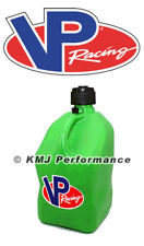 VP Racing Green 5 Gallon Race Gas Diesel Can Fuel Jug Water Container Off Road