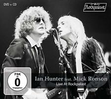 Ian Hunter Band Feat. Mick Ronson - Live At Rockpalast 1980 (NEW CD+DVD)