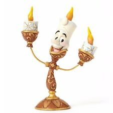 DISNEY TRADITIONS JIM SHORE - LUMIERE - OOH LA LA BEAUTY AND THE BEAST 4049620