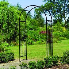 Westminster Metal Garden Arch - Garden Arches