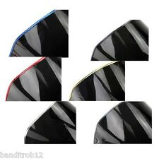 Coloured Motorcycle Screen Trim - 1M Lengths CHROME