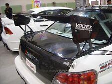 Subaru Impreza GD WRX 7-9 Carbon Fiber Voltex Rear Spoiler GT Wing with Base