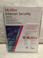 McAfee Internet Security 2012 for Mac
