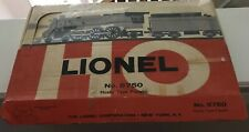 Vintage Lionel Husky Type Freight No. 5760 M & Stl With Box