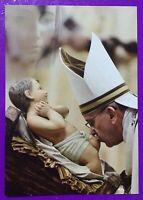 SANTINO HOLY CARD, PAPA FRANCESCO -RIF. 8745