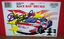 DALE EARNHARDT SR #3 1996 OLYMPIC RACE DAY STATIC CLING DECAL