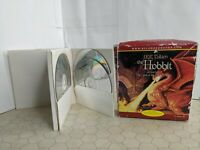 J.R.R. Tolkien The Hobbit Unabridged Audiobook Narrated by Rob Inglis 10 CDs