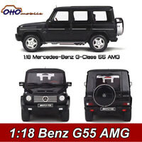 OTTO 1:18 Scale Mercedes-Benz G55 G-Class 55 AMG Resin Car Model Collection NEW