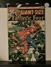 Giant-Size Fantastic Four #4 February 1975