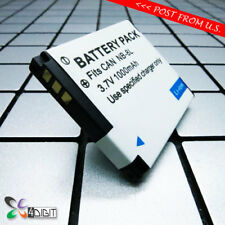 NB-8L NB8L Battery for Canon PowerShot A2200 A3000 A3100 A3150 A3300 A3350 IS