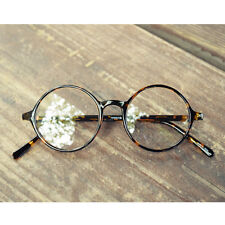 1920s Vintage oliver retro round eyeglasses 19R0 Leopard frames eyewear rubyruby
