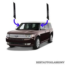 2009-2018 Ford Flex Windshield-Outer Pillar Passenger& Driver Side Trim Molding
