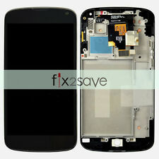 LCD Display Touch Screen Digitizer Assembly Frame For LG Google Nexus 4 E960
