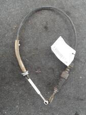 DAIHATSU SIRION GEAR SHIFT CABLE HATCH 07/98-12/01