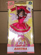 CARD CAPTOR SAKURA | 11 Inch DOLL PINK  ANGEL WINGS | '99 NEW ITALY CARDCAPTOR