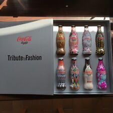 coca cola light bottles - bottiglie TRIBUTE TO FASHION 2009 Milano ITALIA WEEK