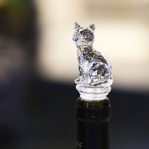 Animal Shape Wine Bottle Stopper Champagne Silicone Cap Cat Dog Seal Cover Lid