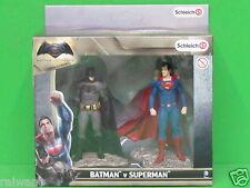 Schleich 22529 Justice League Scenery Pack (Batman v Superman) - Neuheit 2016