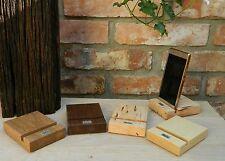 HeSy Handmade Wooden Mobile Phone Desktop Stand/Holder