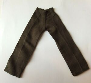 Attractive Brown Trousers for a fashion doll vintage dolls clothes