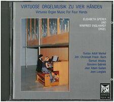 Elisabeth Sperer Virtuose Orgelmusik zu vier Händen (1981, & Winfried Eng.. [CD]