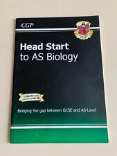 Head Start to AS Biology by CGP Books (2008)