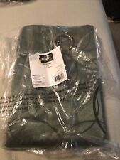 Eclipse Thermaback Zodiac Curtain Blackout Panel Sage Green 42 x 95