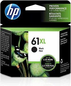 HP 61XL | Ink Cartridge | Works with HP Deskjet 1000 1500 2050 2500 3000 3500 Se