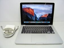 """Apple Macbook Pro 13"""" 2.4Ghz/4GB/250GB New Battery! Works Great!"""