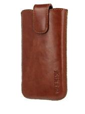 Valenta Pocket Lucca for Samsung Galazxy S5 & Sony Xeperia Z - Brown  - XXL