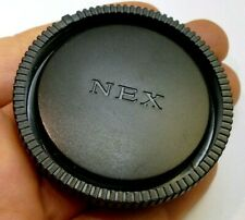 NEX Rear Lens Cap for Sony And mount lenses 16mm 18-55mm