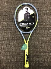 Head Graphene 360+ Extreme Tour 4 3/8 Tennis Racket Free Stringing and Shipping!