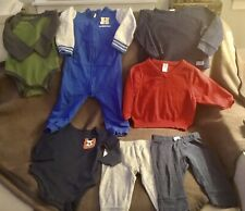 Toddler Boys Clothes 12m, 18m Lot Of 7 Items Gap/Carter's/Cat & Jack Some New