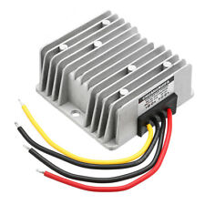 Waterproof DC/DC Converter Regulator 12V Step Up to 24V 15A 360W Voltage