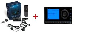 SiriusXM Satellite Radio XEZ1V1 Onyx EZ Satellite Radio with Vehicle Kit (Black)