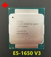 Intel Xeon E5-1650 V3 SR20J 3.5GHz Six Core 6 Core LGA 2011-3 CPU Processor