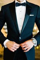 Men Casual Suit Wedding Formal Business Groomsmen Groom Tuxedos Dinner Suits