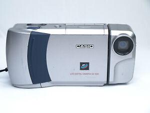 Rare Casio QV 200 Digitalkamera 1997  0,36MP