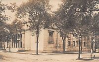 Real Photo Postcard Second Church of Christ Scientist in Chicago Illinois~111369