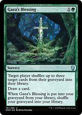 Sorcery Unc 4 x NATURE/'S SPIRAL NM mtg Dominaria Green