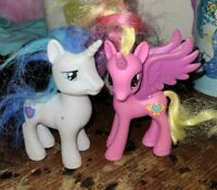 My Little Pony Princess Cadance Shining Armor Wedding Set G4 Brushable FiM