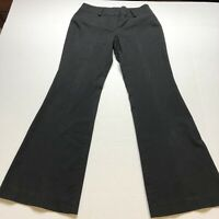 Ann Taylor Signature Fit Size 2 Black Dress Pants A1847