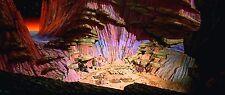 1964's ROBINSON CRUSOE ON MARS swimming pool grotto color 4x10 scene