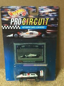 1992 Hot Wheels Pro Circuit #2 MARIO ANDRETTI, 1:64 Diecast Indy Car