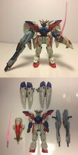 Wing Gundam Zero XXXG-00W0 (Gold Ver) Gundam Wing MSIA Action Figure Bandai lot