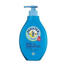 (11,98€/L) 400ml Penaten Baby Bad & Shampoo Parfümfrei Pflege keine Tränen mehr