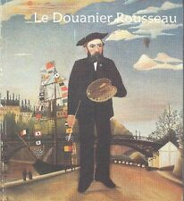 ROUSSEAU Henri. Le  Douanier Rousseau. 1984