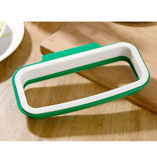 KITCHEN CUPBOARD HANGING STORAGE CARRIER HOLDER RUBBISH WASTE PLASTIC BIN BAG UK